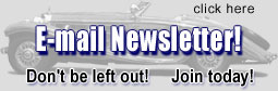 Join Our E-mail Newsletter!